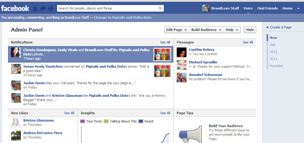 New Facebook Feature Photo Thumbnails In Notifications Section Of