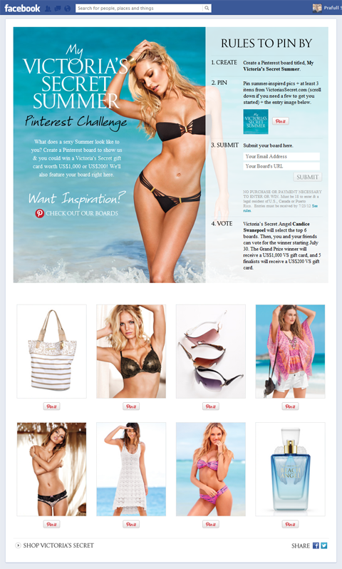 5ef9ac02406 Promote Your Brand Through Pinterest Contests to Gain Exposure ...