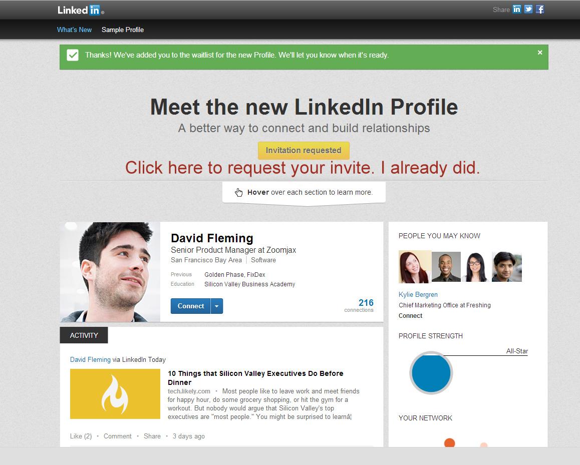 What is Linkedin 90